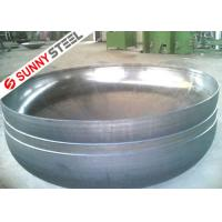 Quality A234 WPB Large Diameter Pipe Cap for sale