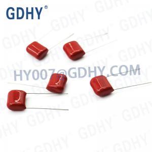 Quality 0.68UF CL21 Polyster Film Capacitor Rchives 684J630V for sale