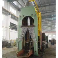Quality High Efficient Hydraulic Metal Shear Productivity Rate 10 - 15 Tons / HR for sale