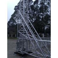 Buy Big Event Aluminum Alloy Folding Truss System , Trade Show Booth Truss 1000mm X 580mm at wholesale prices