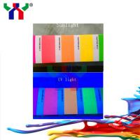 China Solvent Based UV Fluorescent Invisible Ink For Offset Printing machine on sale