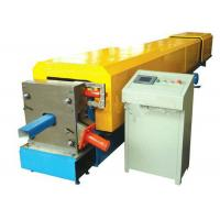 Buy Down Spout Roll Forming Machine Aluminium Square And Round Rain at wholesale prices