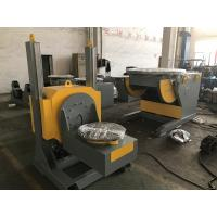 Quality L Shape Tube Welding Positioner With 600mm Hydraulic Lifting Stroke , CE Certificates Supported for sale