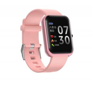 Quality 170mAh Smartwatch Heart Rate IP68 for sale