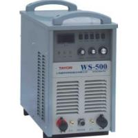 Quality IGBT Module Inverter DC Argon Arc Welding Machine (WS-400/WS-500) for sale