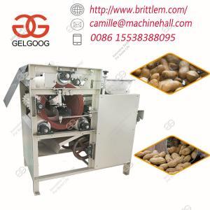 China Solon Wet Type Lentil Peeling Machine |Almond Peeling Machine|Blanched Peanut Peeling Machine on sale