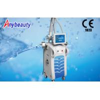 Quality 1200w 10MHz Body Cavitation Slimming Machine , Velashape Machine for sale