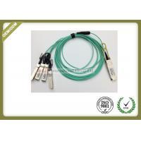 China 40G Fiber Transceiver Module , Fiber Optic SFP Module 3.3V Power Supply for sale