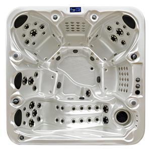 Quality Hydro Bathtub SPA with 6 Massge SPA Seats (S600) for sale