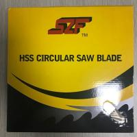 Quality RTing Thin Kerf General Purpose 11-inch HSS Circular Saw Blade Power Tool for Cutting Metal Stainless Steel Pipe for sale
