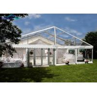 Quality Luxury Marquee Party Tent Clear Span Wedding Celebration 10x30 Party Tent for sale