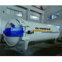 Buy cheap Full Automatic ASME Composite Autoclave For Aerospace And Automotive from wholesalers