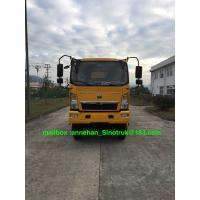 China 4x4 5-10t Load Capaicty Light Duty Commercial Trucks Sinotruk Brand Euro3 Lhd on sale