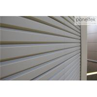 Buy cheap Deep Grooved Shape Exterior Wall Panels 30mm Thickness With Frost - Resistance  from wholesalers