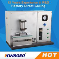 Buy cheap Automatic Servo Plastic Testing Machine Seal Strength Tester 0~0.8Mp Pressure from wholesalers