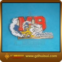 Quality cheap custom iron motorcycle badges for sale