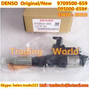 Quality DENSO Original Injector 095000-6593 /095000-6591/9709500-659 / 23670-E0010/095000-659# for sale