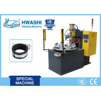 Quality Galvanized Steel Pipe Clamp Automatic Welding Machine with Rotary Table for sale