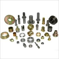 Buy cheap Sandblasting Stainless Steel Machined Parts , Custom Machined PartsHigh Precision from wholesalers