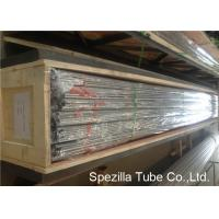 Quality Metric Stainless Steel Instrumentation Tubing ASTM A249 TP316L 6.00 X 1.00MM for sale