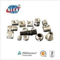 Quality Special Fasteners Bolts Nuts Provide by Unstandard Fastening Parts Manufacturer for sale