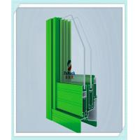 Quality Multi - Color Aluminium Door Frame Profile L Shape Anodizing 6.5 Meters Length for sale