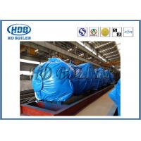 Quality Subcritical Recirculation Boiler Steam Drum Carbon Steel 96mm Thickness for sale