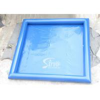 China Portable airtight cube inflatable swimming pool for kids and audlts inflatable water park equipment on sale