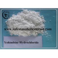 Quality Muscle Growth Yohimbine Hydrochloride Yohimbine HCL Sex Steroid Hormones for sale