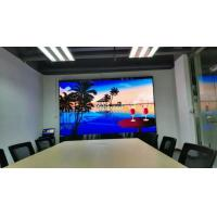 Curved P3 Indoor LED Video Wall , Full Color LED Display Video For Confrence for sale