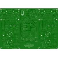 Quality Custom Double Sided PCB Board 2 layer , Immersion Silver Finishing for sale