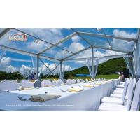 Waterproof transparent marquee tent for wedding banquet and party for sale