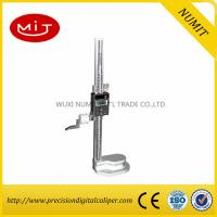 """Quality 0-300mm/0-12"""" ElectronicDigital Height Gauge with Single Beam with the material of stainless steel for sale for sale"""