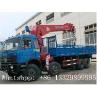 Buy CAMC 4*2 8ton-12ton truck crane for sale at wholesale prices