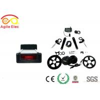 Quality Bafang 350W Mid Crank Electric Bicycle Motor Kit With Battery / LCD Display for sale