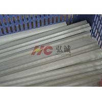 Quality Low Cost Pultruded Profiles High Compressive Strength Dogbone Corner Angle for sale