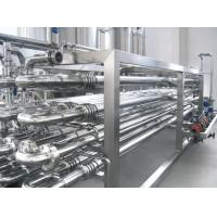 China Fully Automatic UHT Sterilization Machine Various Combination Design Available on sale