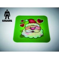 PET 3D Lenticular Learning Card / Improve Memory 3D Card Picture For Kids