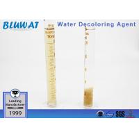 Buy cheap Unique High Efficient Flocculant Decoloring Agent For Color Wastewater from wholesalers