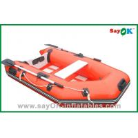 Quality Commercial Red PVC Inflatable Boats Custom Inflatable Product for sale