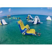 Quality Aqua floating  inflatable  water  amusement park for sale