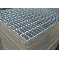 Quality Road Drainage Catwalk Steel Grating Open Lattice Structure Reduces Wind Load for sale