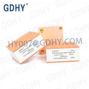 Quality 2.6UF 500V 300KVAR CELEM CSP150 Power Film Capacitor for sale