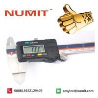 """Quality 0-200MM / 8"""" Stainless Steel Digital Measuring Calipers With Black Plastic Casing for sale"""