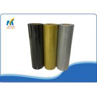 Buy 80 - 100 μM Solid Color Heat Transfer Vinyl Rolls Glitter With 0.5*25 Meters at wholesale prices