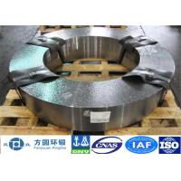 Quality External / Internal Gear Forged Wheel Blanks With 4140 42CrMo4 4330 34CrNiMo6 17CrNiMo6 for sale