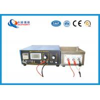 Quality Surface Resistivity Testing Equipment / Insulation Material Volume Resistivity Meter for sale