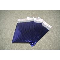 China Wear Resistant Metallic Bubble Mailers Blue Padded Envelopes 8.5X14.5 #3 on sale