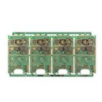 Quality Mobile / Cell phone circuit board HDI 4 layer PCB FR4 , ENIG + OSP Surface Finishing for sale