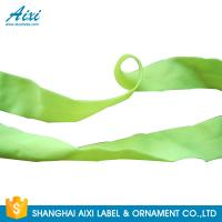 Quality OEM Decorative Colored Fold Over Fabric Binding Tape Eco - Friendl for sale
